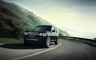 Free Land Rover Discovery 4 Picture for Android, iPhone and iPad