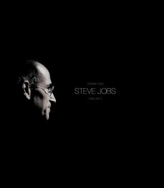 Thank you Steve Jobs - Obrázkek zdarma pro Nokia Lumia 900