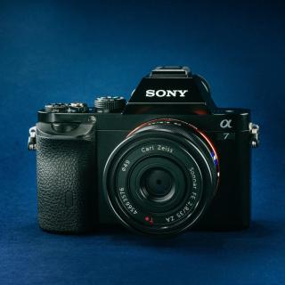 Sony A7 - Obrázkek zdarma pro 1024x1024