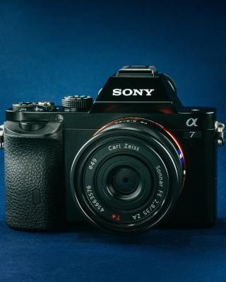 Sony A7 - Obrázkek zdarma pro 128x160