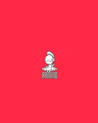Armin Van Buuren Logo - Obrázkek zdarma pro iPhone 5S