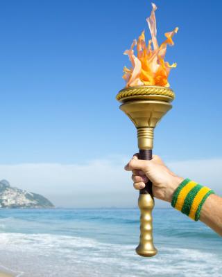 Rio 2016 Olympics - Obrázkek zdarma pro Nokia Lumia 505