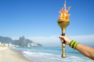 Rio 2016 Olympics - Obrázkek zdarma pro Widescreen Desktop PC 1680x1050