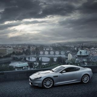 Aston Martin - Obrázkek zdarma pro iPad