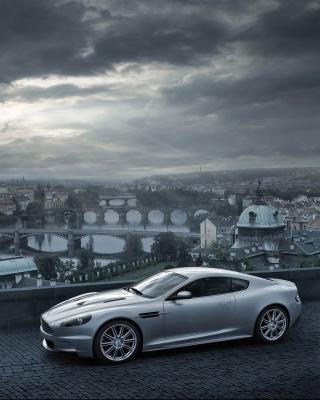 Aston Martin - Obrázkek zdarma pro 132x176