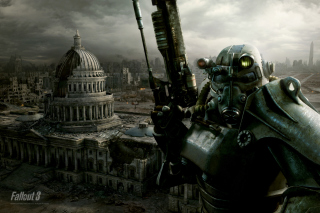Free Fallout 3 Picture for Android, iPhone and iPad