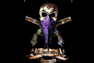 Pirate Skull - Obrázkek zdarma pro 1024x768