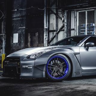 Nissan GT R Body Kit - Obrázkek zdarma pro iPad 2