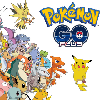 Pokemon GO for Mobile Gaming - Obrázkek zdarma pro iPad 2