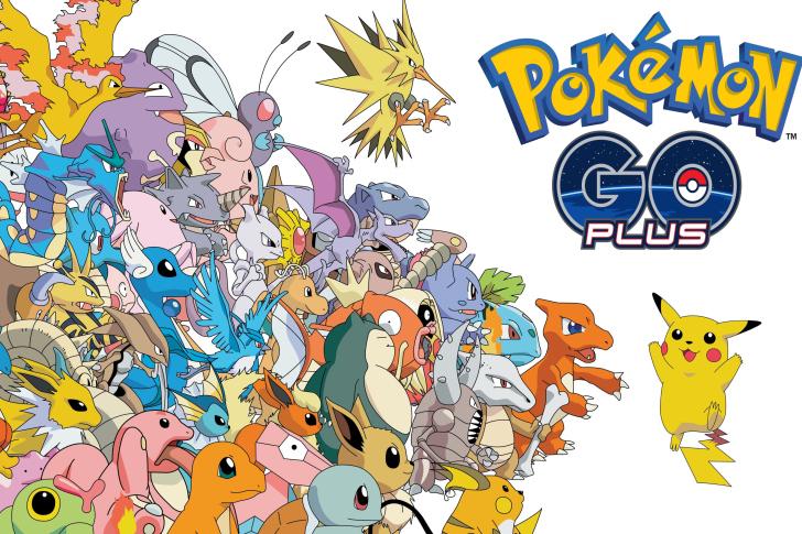 Pokemon GO for Mobile Gaming wallpaper