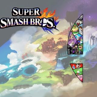 Super Smash Bros for Nintendo 3DS - Obrázkek zdarma pro 128x128