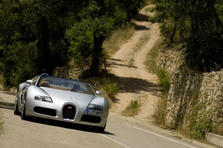 Bugatti Veyron 16.4 Grand Sport Picture for Android, iPhone and iPad