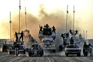Mad Max Fury Road Wallpaper for Android, iPhone and iPad