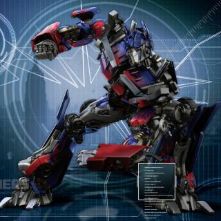 Transformers Autobot - Obrázkek zdarma pro iPad 3