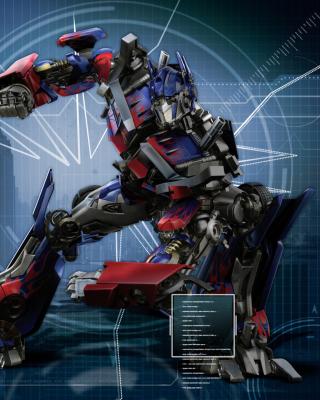 Transformers Autobot - Obrázkek zdarma pro Nokia Asha 303