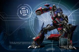 Transformers Autobot - Obrázkek zdarma pro Nokia XL