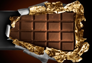 Milk Chocolate Wallpaper for Android, iPhone and iPad