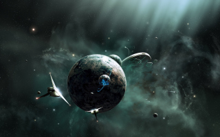 Free Universe Picture for Android, iPhone and iPad