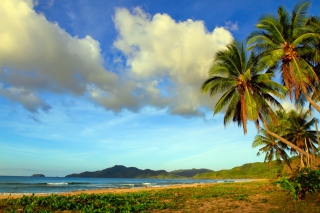 Vietnam Beach Picture for Android, iPhone and iPad