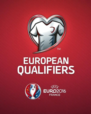 UEFA Euro 2016 Red - Obrázkek zdarma pro Nokia C3-01