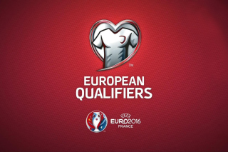 UEFA Euro 2016 Red - Obrázkek zdarma pro 480x400