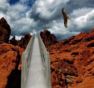 Desert Eagle - Obrázkek zdarma pro 208x208