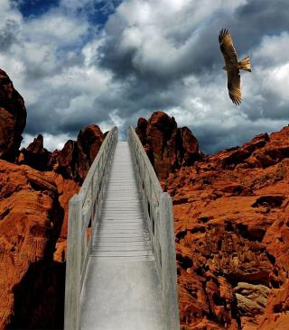 Desert Eagle - Obrázkek zdarma pro iPhone 5