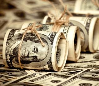 Dollars - Obrázkek zdarma pro 1024x1024