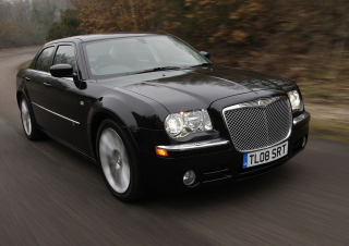 Chrysler 300C Srt Wallpaper for Android, iPhone and iPad