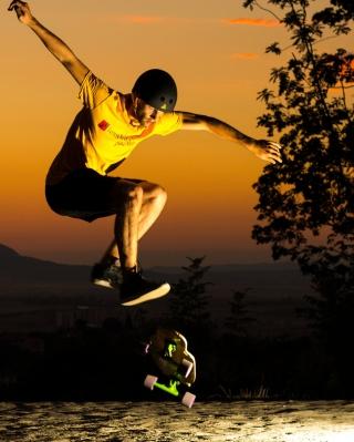 Skater Boy - Obrázkek zdarma pro 176x220