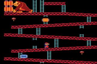 Donkey Kong - Obrázkek zdarma pro Samsung Galaxy Tab 4G LTE