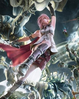 Final Fantasy VIII - Obrázkek zdarma pro 240x432