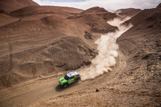 Free Mini Cooper Rally Picture for Android, iPhone and iPad