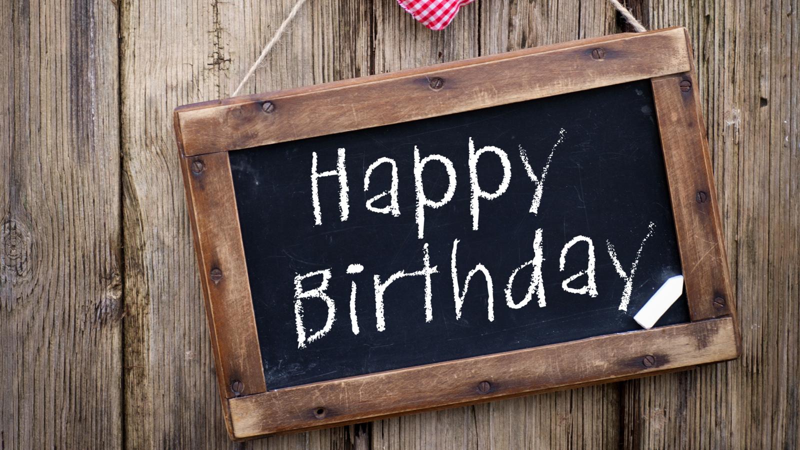 Поздравление с днем рождения серьезному мужчине
