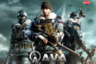 AVA, Alliance of Valiant Arms Wallpaper for Android, iPhone and iPad