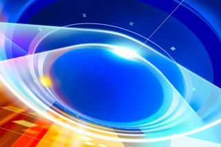 Bright Circles Background for Android, iPhone and iPad