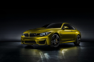 Bmw M4 Concept Auto Picture for Android, iPhone and iPad