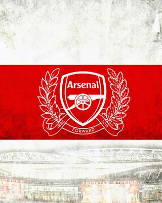 Arsenal - Obrázkek zdarma pro Nokia C3-01