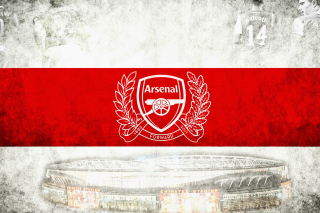 Arsenal - Obrázkek zdarma pro Samsung Galaxy Ace 3