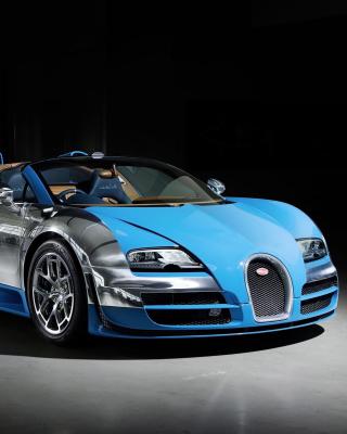 Bugatti Veyron Grand Sport Vitesse Roadster - Obrázkek zdarma pro 480x800