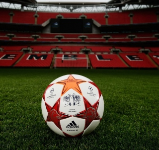 Soccer Ball - Obrázkek zdarma pro iPad mini 2