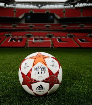 Soccer Ball - Obrázkek zdarma pro Nokia Asha 502