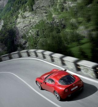Alfa Romeo Mito - Obrázkek zdarma pro 320x320