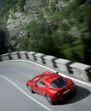 Alfa Romeo Mito - Obrázkek zdarma pro Nokia C7