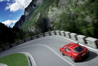 Alfa Romeo Mito Wallpaper for Android, iPhone and iPad