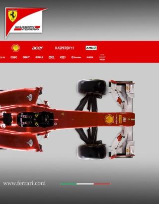 Ferrari F1 - Obrázkek zdarma pro Nokia Lumia 800