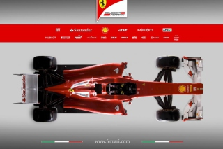 Ferrari F1 - Obrázkek zdarma pro Sony Xperia Z