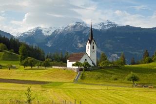 Switzerland Alps - Obrázkek zdarma pro 1400x1050