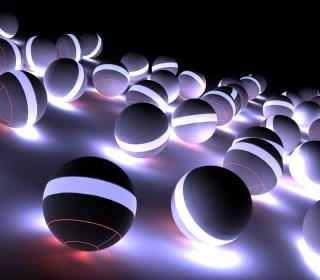 Spherical Balls - Obrázkek zdarma pro iPad mini 2