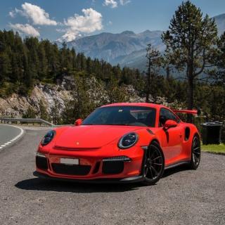 Porsche 911 GT3 RS - Obrázkek zdarma pro 320x320